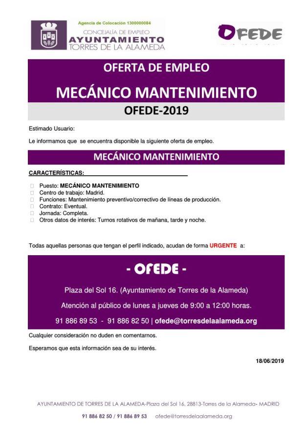 NOTA MECÁNICO MANTENIMIENTO 18062019